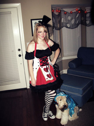 Halloween '08- Queen of Hearts 016editorial