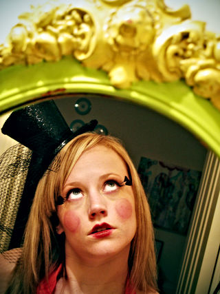 Halloween '08- Queen of Hearts 058lomo