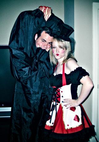 Halloween '08- Queen of Hearts 01lomo9