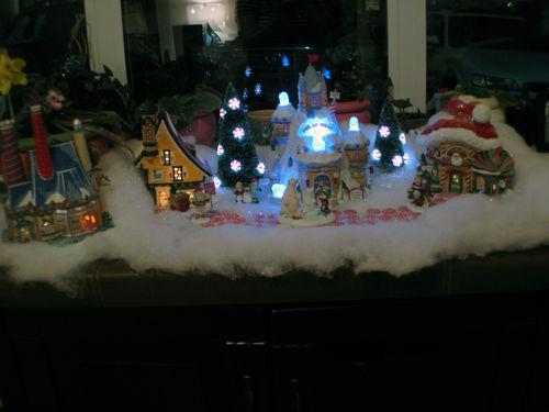 Paintings + Christmas Tree 149