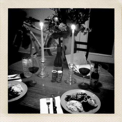 Vday dinner