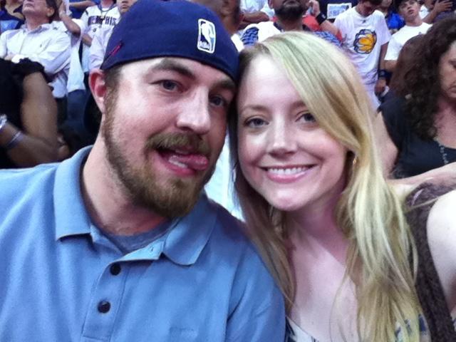 Zac & I grizz playoff