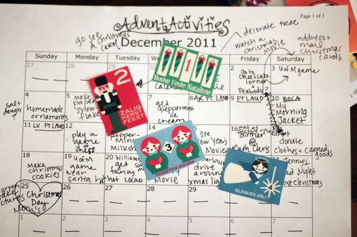 Christmas Tree + Advent Calendar 007