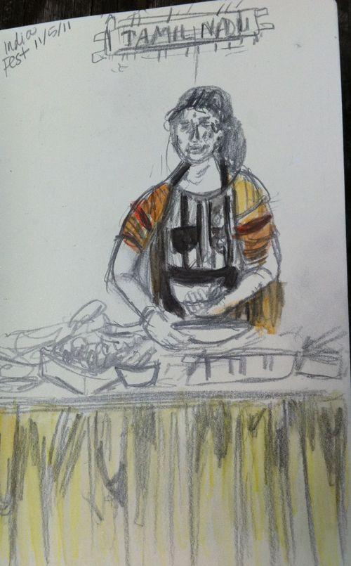 India fest sketch 1_2