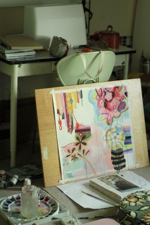 Art studio 010