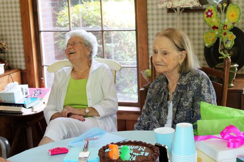 Grandma's 85 b'day 061