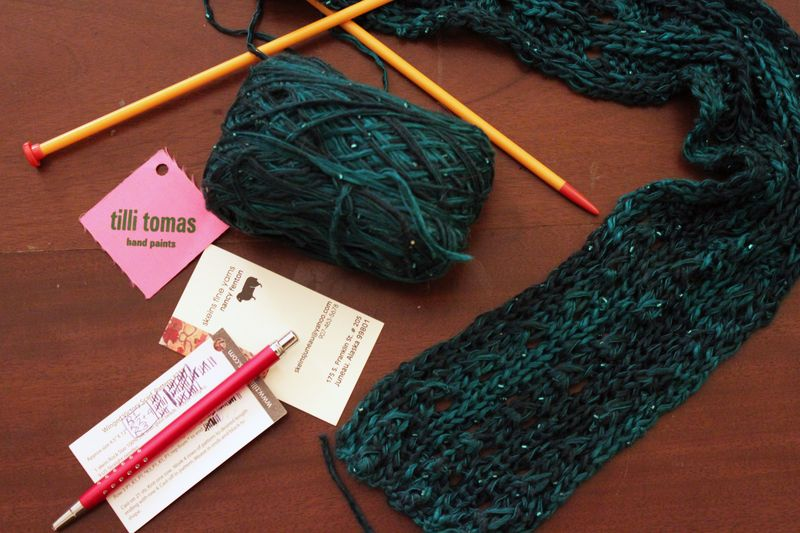 Fall & Knitting 025