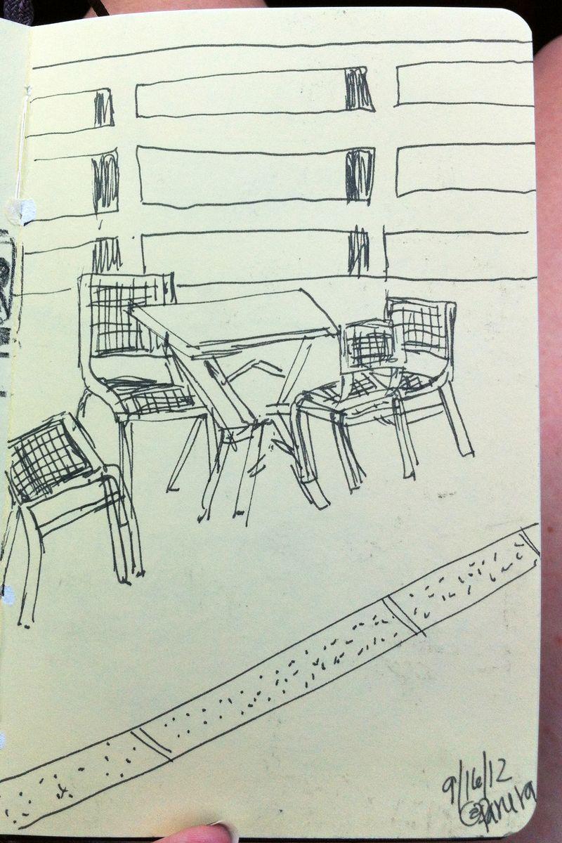 Panera sketch