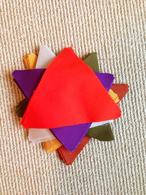 Quilt Triangle