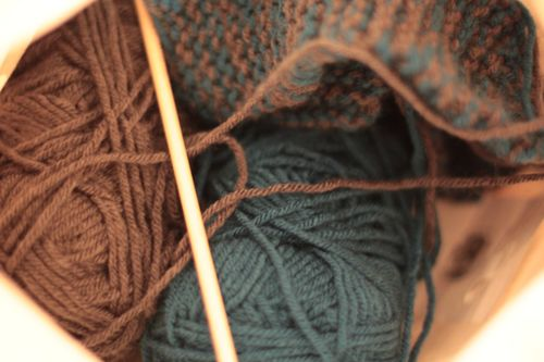 Fall & Knitting 003