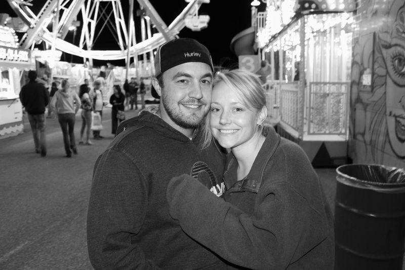2009 first fair date bw